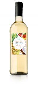 Pineapple Coconut Pinot Grigio bottle